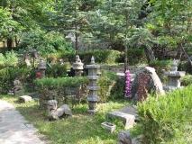 北京九公山公墓功泽园92800元双穴传统墓